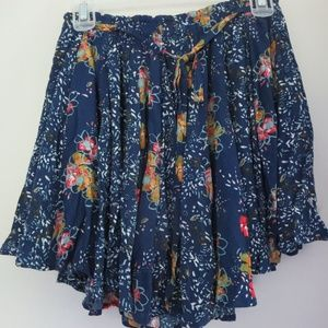 Free People Flowy skirt